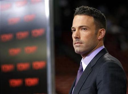 Ben Affleck steals box office crown with Town   Reuters