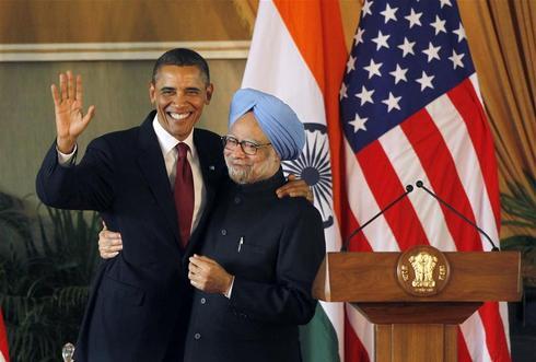 Obama's India trip