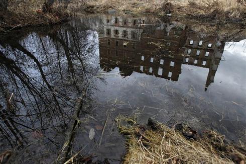 Russia's radioactive village