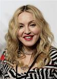 <p>Madonna chega para inaugurar a academia Hard Candy Fitness na Cidade do México, 29 de novembro de 2010. REUTERS/Henry Romero</p>