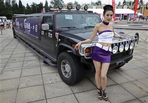 China's consumerist march