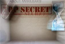 <p>Foto de archivo del sitio web WikiLeaks visto desde un ordenador en Oekín, dic 2 2010. Estados Unidos dijo el jueves que las relaciones con América Latina no están ni estarán afectadas por los cables diplomáticos filtrados por WikiLeaks con sensibles mensajes sobre autoridades y Gobiernos de la región. REUTERS/Petar Kujundzic</p>