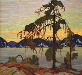 "<p>""The Jack Pine"", 1916-1917, by Tom Thomson is seen in this undated photograph released in London December 17, 2010. London's Dulwich Picture Gallery turns 200 in January, and the museum is in for a birthday treat of 12 masterpieces from around the world, one for every month of its anniversary year.The paintings to be loaned to the gallery in the south of the capital including major works by Velazquez, Vermeer, El Greco, Veronese, Rembrandt, Ingres, Van Gogh, Gainsborough, Constable and Hockney. REUTERS/National Gallery of Canada/Handout</p>"