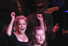 <p>Singer Bette Midler performs in New York October 21, 2010. REUTERS/Lucas Jackson</p>