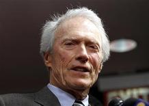 <p>Clint Eastwood na premiação do Museum of Tolerance International Film Festival em Los Angeles, em novembro. 14/11/2010 REUTERS/Danny Moloshok /Arquivo</p>