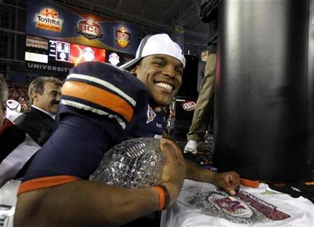 Heisman winner Newton declares for NFL draft - Reuters