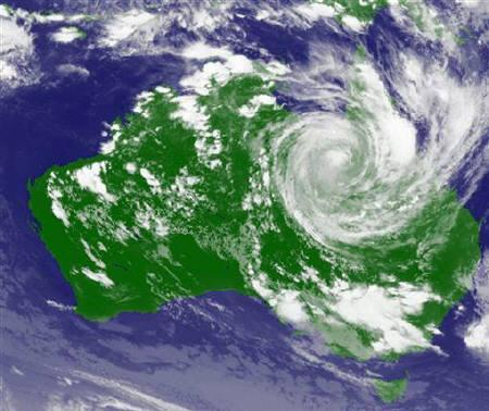 FEATURE Stronger Cyclones To Menace Miners Crops In Warmer World - World weather satellite images