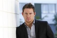 "<p>Actor Channing Tatum, who stars in the movie ""The Eagle,"" poses for a portrait in Beverly Hills, California February 4, 2011. REUTERS/Danny Moloshok</p>"