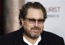 """<p>Director Julian Schnabel arrives for the premiere of """"The Tourist"""" in New York December 6, 2010. REUTERS/Lucas Jackson</p>"""