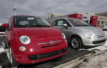 Automakers Face Paint Shortage After Japan Quake - Fiat dealership michigan