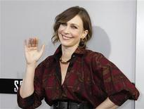 "<p>Cast member Vera Farmiga arrives at the premiere of her new film ""Source Code"" in Hollywood, California March 28, 2011. REUTERS/Fred Prouser</p>"