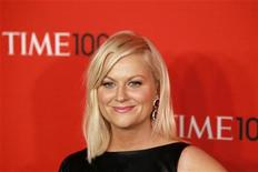 <p>Actress Amy Poehler arrives to be honored at the 2011 Time 100 Gala ceremony in New York April 26, 2011. REUTERS/Lucas Jackson</p>