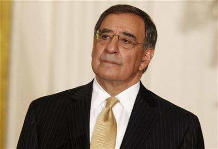 CIA Director Leon Panetta listens during an East Room announcement by the President Barack Obama at the White House in Washington, April 28, 2011. REUTERS/Larry Downing