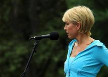 <p>Heather Mills attends the Achilles Hope and Possibility Race in New York June 27, 2010. REUTERS/Eric Thayer</p>