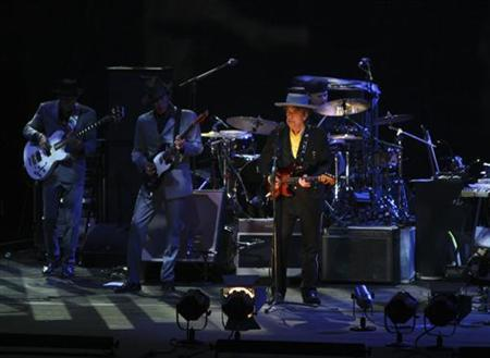Bob Dylan denies censorship of China shows