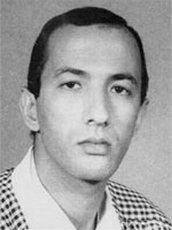 Saif al-Adel in an undated photofrom the FBI's Most Wanted Terrorists website. REUTERS/Handout/FBI/Files