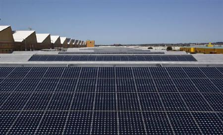 INTERVIEW - Teething problems shadow India's solar power dreams