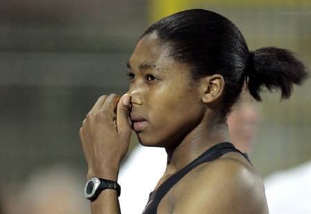INTERVIEW - Semenya back on track and enjoying life | Reuters