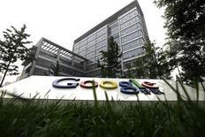 <p>Foto de archivo de la antigua sede de Google en Pekín, jul 12 2010. Estados Unidos solicitó a Pekín que investigue el último alegato de Google sobre un importante ataque de piratería informática, que el gigante de internet dice se originó en China, anunció el viernes el Departamento de Estado. REUTERS/Jason Lee</p>