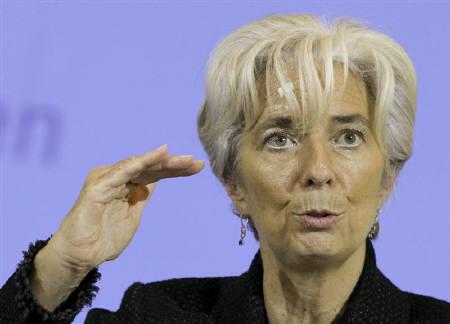 France's Lagarde takes IMF campaign to Twitter   Reuters