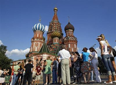 St. Basil's Cathedral turns 450