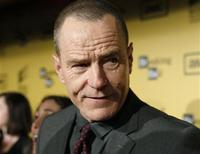 <p>Actor Bryan Cranston, star of AMC's drama television series 'Breaking Bad' is interviewed as he arrives for the premiere screening for the show's fourth season in Hollywood, California June 28, 2011. REUTERS/Fred Prouser</p>