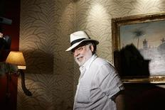 <p>Francis Ford Coppola speaks during a news conference in Beirut, October 6, 2009. REUTERS/Cynthia Karam</p>