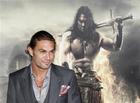 Jason Momoa eyes breakout film role in Conan | Reuters com