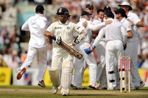 England v India: The Oval Test