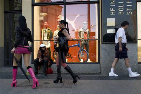 Berlin Mitte Sex