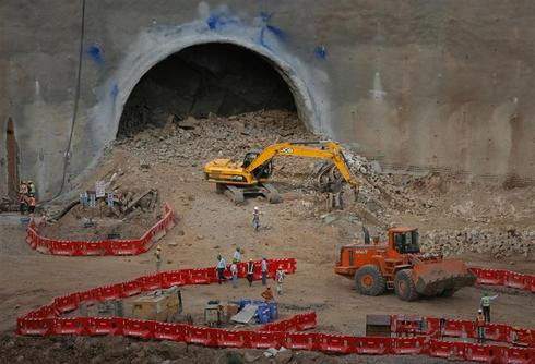 Chenani-Nashri tunnel project