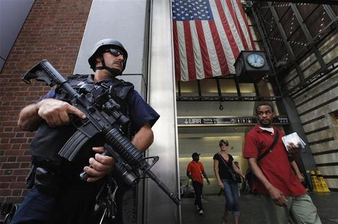 9/11: NYPD's counter terrorism unit