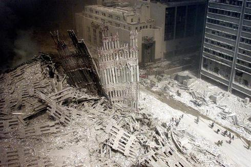 9/11: Iconic images