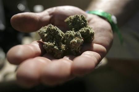 Smoking marijuana not linked to obesity: study - Reuters