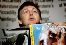 """O ex-Beatle Paul McCartney se casará no domingo pela terceira vez, quando dirá """"sim"""" diante da herdeira nova-iorquina Nancy Shevell.  JE/BR"""