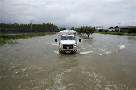 タイでさらに2つの工業団地を閉鎖、洪水被害防止のため=工業相