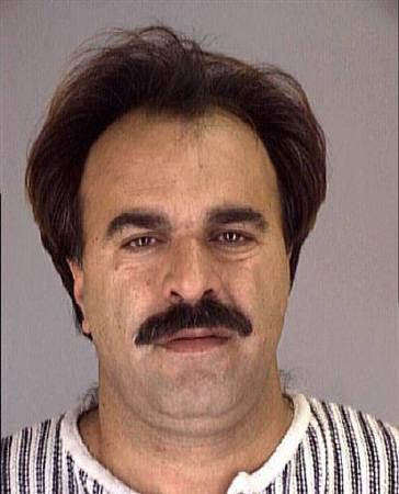 Manssor Arbabsiar is shown in this 1996 Nueces County, Texas, Sheriff's Office photograph released to Reuters on October 12, 2011. REUTERS/Nueces County Sheriff's Office/Handout