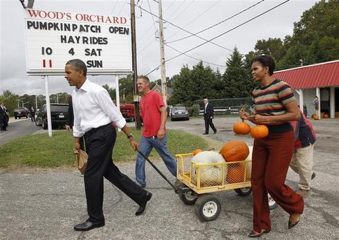 Obama's jobs road trip