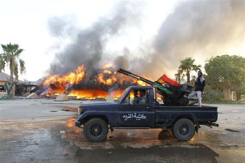 Battle for Libya
