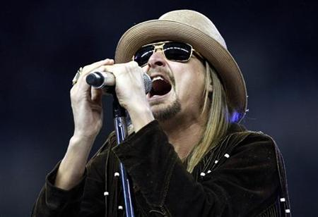5961f2d1 Kid Rock eyes new album mixing musical styles | Reuters.com