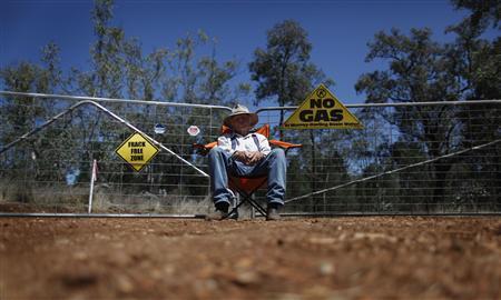 Insight: Australia's coal-seam gas industry feels political heat