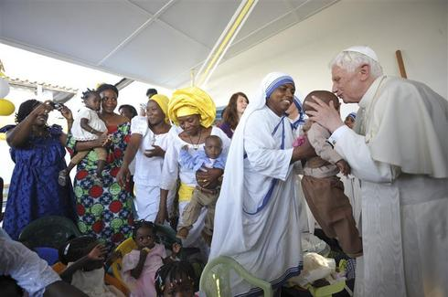 The Pope in Africa
