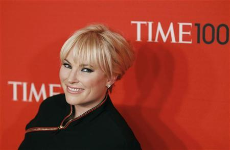 Columnist Meghan McCain arrives at the 2011 Time 100 Gala ceremony in New York April 26, 2011.  REUTERS/Lucas Jackson