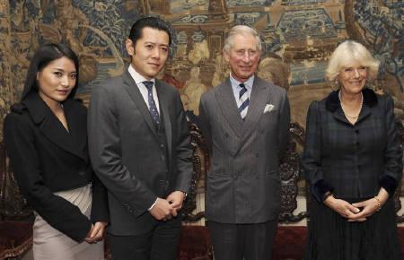 ブータン 国王