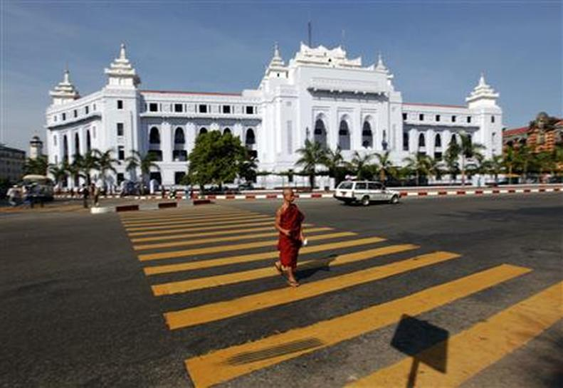 Yangon: From stately city to crumbling symbol of isolation - Reuters