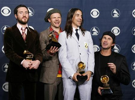 red hot chili peppers announce u s tour dates reuters. Black Bedroom Furniture Sets. Home Design Ideas