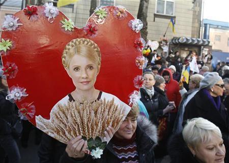Tymoshenko case casts shadow over EU-Ukraine summit