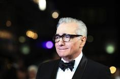 <p>Director Martin Scorsese arrives at The Royal Premiere of his film Hugo at the Odeon Leicester Square cinema in London November 28, 2011 REUTERS/Olivia Harris</p>