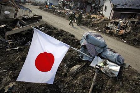 2月15日、福島原発危機をもたらした東日本大震災の発生から、間もなく約1年が経つ。日本が直面している課題は深刻だが、日本は社会構造のレベルで、こうした難問に対処する準備ができていると国際政治学者イアン・ブレマー氏は指摘する。写真は昨年3月、岩手県田老町で撮影(2012年 ロイター/Carlos Barria)
