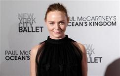 "Fashion designer Stella McCartney attends the world premiere of ""Ocean's Kingdom"" during the New York City Ballet's 2011 Fall Gala in New York September 22, 2011. REUTERS/Kena Betancur"